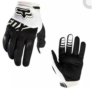 FOX new off-road motorcycle racing long finger bicycle riding gloves men and women outdoor non-slip fox gloves