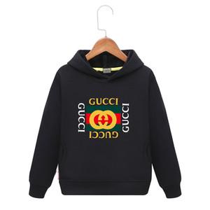 هوديس الأطفال الملابس منتج جديد رسالة الطفل عالية وقت الفراغ ألوان الكرتون الربيع ملابس الأولاد