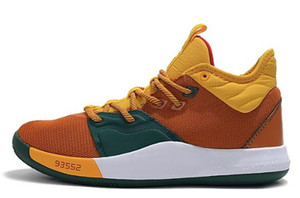 PG 3 NASA Paul George Zoom Basketball Chaussures, PG 3 NASA Paul George Chaussures zoom, Chaussures de sport de formation, tribunal unique bar confortable cool agréable