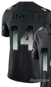 Black Smoke Fashion Limited Jersey Hommes New York 14 26 33 jersey Chemises Toutes les équipes maillots de football américain