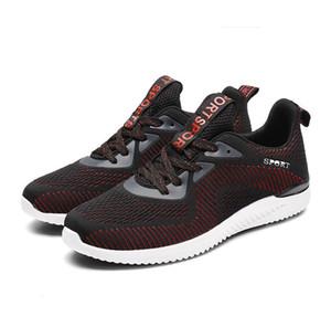 Новое прибытие 2020 Мода Мужской обуви Mesh Дышащей Весна Осень Резина Slipon Повседневная обувь для Mens Кроссовки Удобных кроссовок