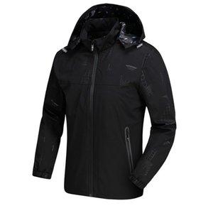 Hombres UM diseñador Chaqueta sólida capa de las chaquetas para hombre con la Branded Cartas de lujo a prueba de viento de manga larga Outwear la ropa del color 2020