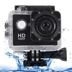 방수 케이스 A7 HD 1080P 2.0 인치 LCD 화면 스포츠 캠코더, 30m 방수