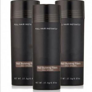 دروبشيبينغ أعلى الألياف بناء الشعر PIK 27.5G Toppki ألياف الشعر ترقق المخفي الفورية كيراتين مسحوق الشعر الأسود