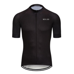 NDLSS 남자 사이클 유니폼 짧은 소매 자전거 셔츠 MTB 자전거 Jeresy 자전거 의류 로파을 착용