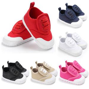 Newborn Baby Soft Sole Crib Shoes Infant Boy Girl Toddler Sneaker Anti-Slip Prewalkers