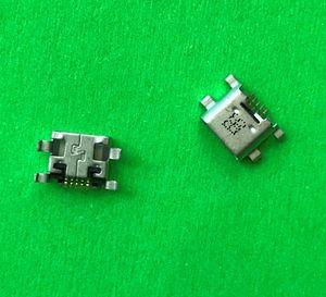 100pcs Micro toma de cargador USB enchufe de carga puerto de la base del conector para Huawei NOVA P7 P10 Lite fue-AL00 WAS-AL10 maimang 6 RNE-AL00