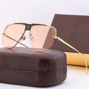 Classic Men Sunglasses Women Brand Designer 2019 Retro Vintage Sun Glasses For Women Men Male Lady Female Sunglass Mirror2028