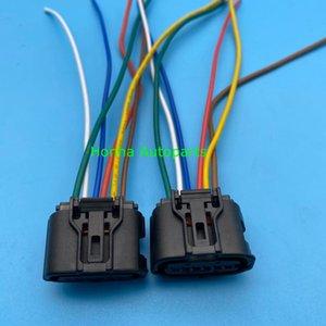 무료 배송 20 개 6 핀 15cm 20AWG 와이어 자동차와 함께 6189-1083 스미토모 자동 가속 페달 6 핀 암 커넥터