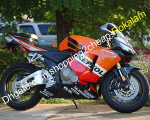 CBR600RR Оболочка для мотоцикла для Honda F5 CBR 600RR 2005 2006 05 06 Motorbike ABS Plastic Code City (литье под давлением)