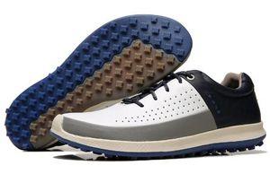 Вверх 2019 Мужской BIOM стрит лучшего комфорт на мужской обуви для гольфа формального случайный открытого гольфа горячих мужских ботинок платье лучшего интернет-магазин yakuda