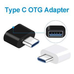 USB 3.0 Type-C OTG كابل محول نوع C USB-C OTG محول ل Huawei سامسونج ماوس لوحة المفاتيح USB القرص فلاش لا حزمة