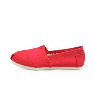 패션 골든 여성 남성 캔버스 신발 플랫 로퍼 캐주얼 단화 단색 운동화 운전 신발 Unisex Tom Goose Espadrille Walking Shoe