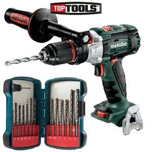 Hot Cordless Drills SB18LTX 18V Brushless Combi Hammer Drill With P 51889 13 Pc Drill Bit Set Free shipping