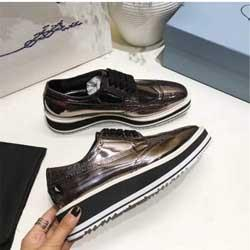 New single shoes Europe and America leather carved lace platform shoes England thick sole shoes women Bullock small 34-40 mk02