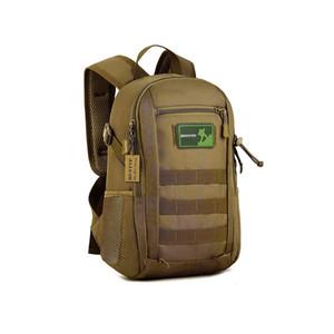 Borsa pacchetto Huntvp 10L Mini Daypack militare MOLLE dello Zaino dello zaino ingranaggio tattico Assault per il campeggio di caccia Trekking Travel