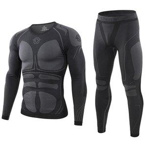 PADEGAO الشتاء الأعلى الحرارية ركوب الدراجات ملابس رجالية الملابس الداخلية الحرارية الرجال الملابس الداخلية مجموعات ضغط تدريب الرجال PDG1251
