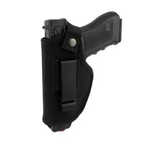 Окончательный Скрытый Зажим Для Ремня Для Переноски Тактическая Нейлоновая Кобура Для Пистолета Hi-Point 40,45