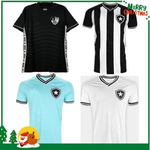 19 20 Botafogo de Futebol e Regatas camisa de futebol 2020 Botafogo Brasil Primeira Divisão de futebol