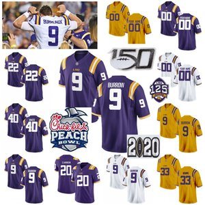 LSU Tigers Jerseys Jacob Phillips Jersey Stephen Sullivan Billy Cannon Aaron Moffitt Tae Provens NCAA Green Football Jersey Custom Stitched