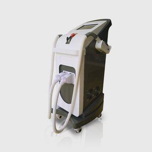Ipl Shr удаление постоянного удаления волос машина безболезненная лазерная эпиляция и й ИАГ лазера машина 2in1