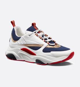 2019 nueva alta calidad B22 zapatos deportivos para hombre zapatos casuales moda damas diseñador francés marca zapatos casuales n029
