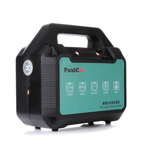 Armazenamento de Energia 500W / 1000W Power Bank portátil Power Station Generator Inversor Solar de alimentação USB