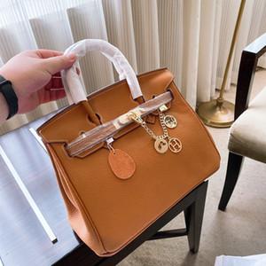 nova marca de couro senhoras bolsaHermessaco de design de moda mochila nova bolsa de couro bolsa de mensageiro moda elegante 0025