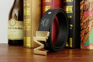 2018 Designer High Quality Belts Men Fashion Style Crime Alloy Buckle Original Fashion with Free Delivery luxury belt