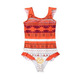 змея кошка мама и я купальный костюм оранжевый цвет национальный стиль широкий бикини лист лотоса один кусок бикини