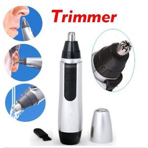 Femininos nasal limpador elétrico Ear face Trimmer cabelo Shaver Clipper das Mulheres Cabelo Rosto Trimmer Shaver Clippers Cleaner para o cabelo nariz Hot Sale