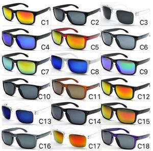Luxury Sunglasses UV400 Protection 9102 Sport Sunglasses Men Women Unisex Summer Shade Eyewear Outdoor Cycling Sun Glass 18 Colors Epacket