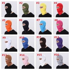 Nuovi 16 diversi sport all'aria aperta in bicicletta maschera a prova di sabbia mascherata maschera guida del motociclo di sci antivento mascherare T3I5188