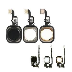 Home Button with Flex Cable For iPhone 6 6Plus 6s plus 7 7Plus 8G 8Plus Home Button Flex Assembly