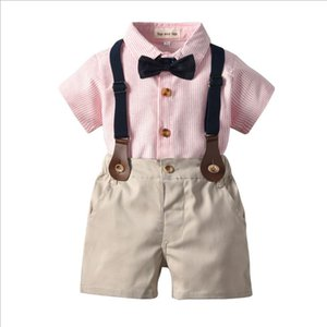 children clothing Little boys Tracksuit Set fashion Autumn Winter Cute Clothing Set 2 pcs suit wholesale