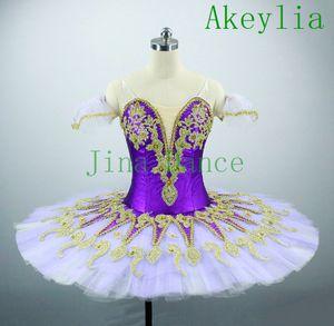 Dark purple ballet tutu girls classical ballet tutu for adult professional ballet tutus for competition girls ballerina tutu pancake