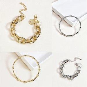 UKEBAY New Handmade Charm Bangles Women Jewelry Gothic Hand Chains Female Accessories Party Wedding Jewelry Bracelet Soft Chain Black Ban#206