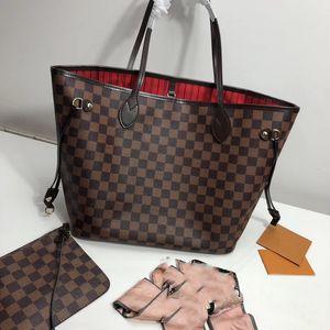 뜨거운 판매는 최고 품질의 핸드백 여자neverfull여성은 결코 토트 쇼핑 가방 Ujg0 번호를 cavans하지 핸드백 클러치