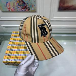 ICONO para hombre de los sombreros de alta calidad del diseñador Gorra bordado de lujo Icono ajustable color del sombrero detrás de las letras B marca el sombrero de lujo