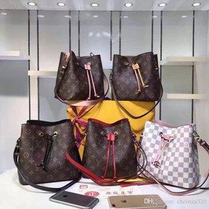 Wholesale Orignal real leather fashion famous shoulder bag Tote designer handbags presbyopic shopping bag purse messenger bag Neonoe
