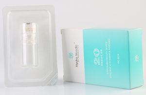 Micro aiguille titanique de 20 aiguilles d'hydre pour la science de la peau spéciale bioactive de dispositif de soins de la peau de la Corée