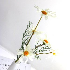 Autumn small bud roses bract artificial flower silk rose DIY wedding home Christmas decor flowers rose gift Hanging Decorations