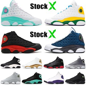 zapatos nike air jordan 13 13s XIII 2020 Jumpman Playground zapatillas de mujer hombre Cap Gown Court Purple Lakers flint DMP Chicago sneakers Mens Womnesns Basketball Shoes