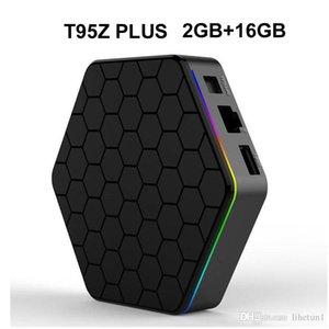 20pcs Original T95Z Plus 2GB 16GB Amlogic S912 Android 7.1 TV Box Octa core 2.4G 5G WIFI BT4.0 4K