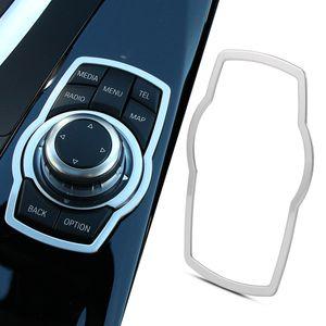 자동차 인테리어 멀티미디어 버튼 장식 자동차 스타일링 스티커를 들어 BMW는 F10의 F20 F30의 F34의 F07의 F25의 F26의 F15의 F16 액세서리