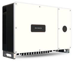 6-25KW trifase con doppio MPPT in connessione alla rete solare impianti fotovoltaici di potenza trifase generatore sole on-grid inverter solare