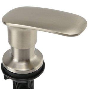 500ML Lavabo Sabunluk Paslanmaz Çelik Banyo Mutfak Sabunluk Diğer Banyo Tuvalet Malzemeleri