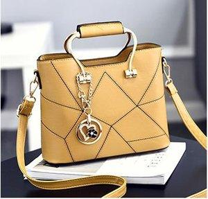 Designer Female Bag 2020 New Fashion Female Stereotypes Sweet Fashion Female Bag Slung Shoulder Bag Drop Shipping