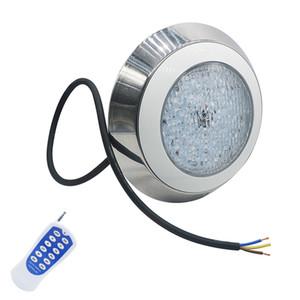 Edison2011 высокое качество LED бассейн свет IP68 Водонепроницаемый AC / DC 12V открытый 12 Вт RGB подводный свет пруд лампа