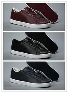 Großhandelsmänner beiläufige Schuhe Frankreich Krokodil Stickerei Mode Turnschuhe Weiß schwarz lLACOSTEs Walking-Schuh-Trainer Schuhe 40-45 freies Schiff